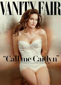 Caitlyn on the cover of Vanity Fair. photo cred: vanityfair.com